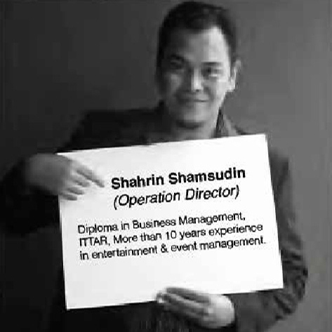 Shahrin Shamsudin